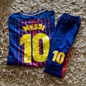 Other - Messi Jersey Set